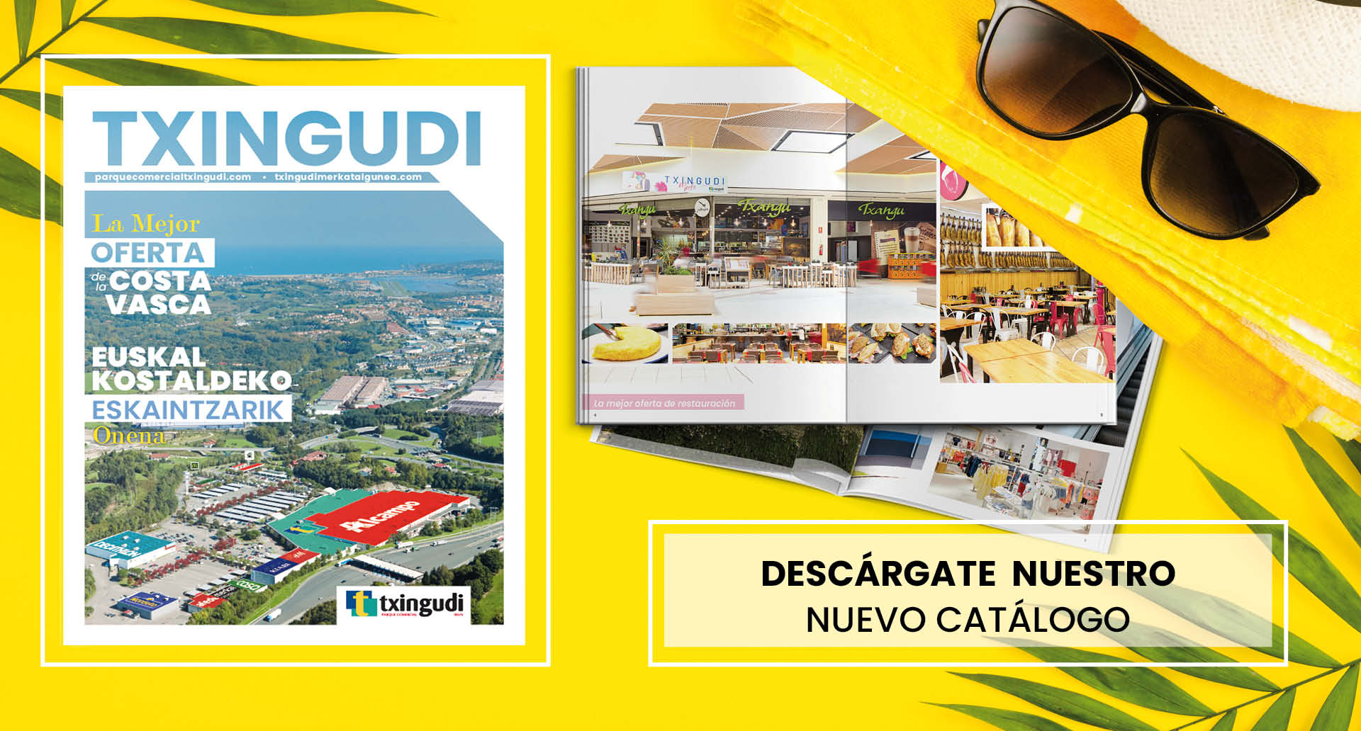 Parque Comercial Txingudi: La mejor oferta de la Costa Vasca