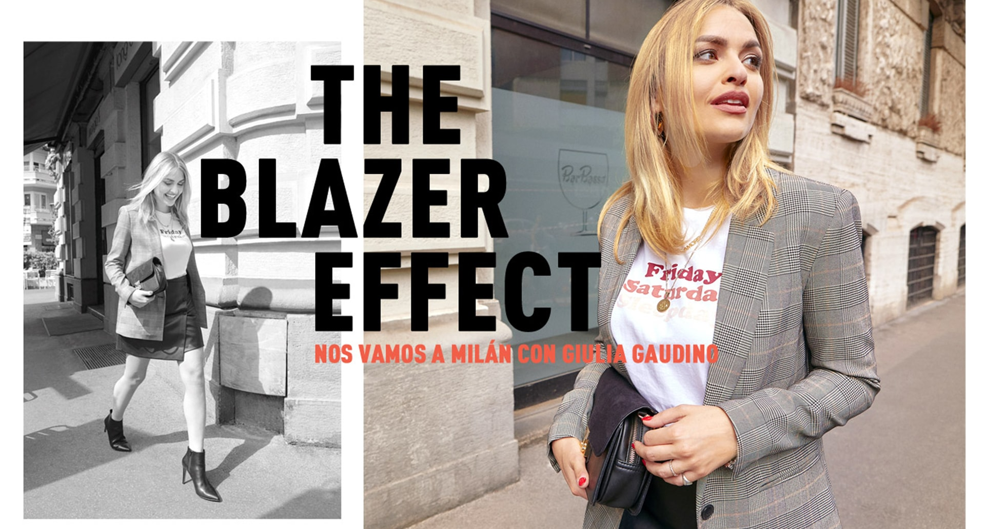 Pimkie, the blazzer effect!