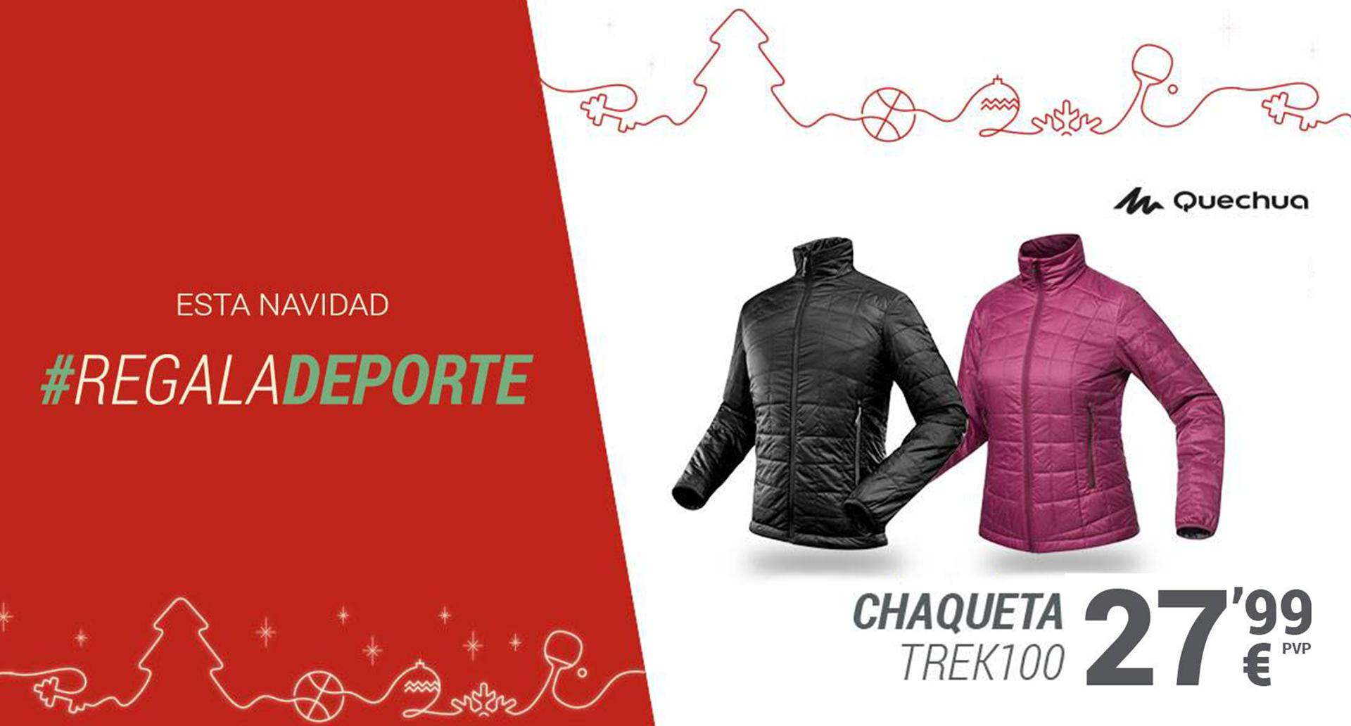 #Regaladeporte Trek100 jaka  27,99€-tan